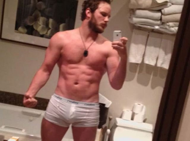 Chris Pratt Loses the Flab for Movie Role