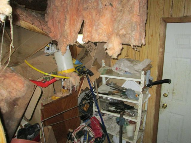 See What Renters Did To This Guy's Grandparents House
