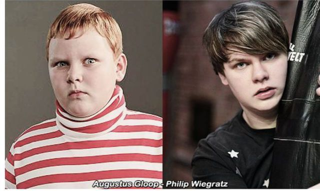 "The Kid Actors from ""Charlie and the Chocolate Factory"" Today"