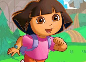 Dora Save Forest