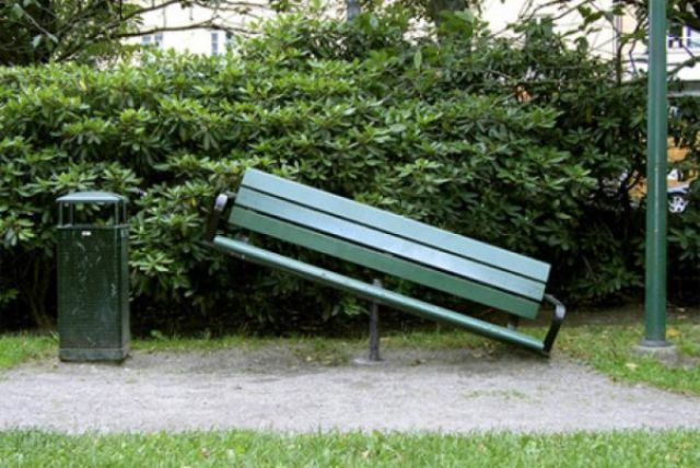Cool and Creative City Benches