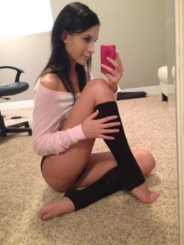 Cute Girls Rocking Thigh High Socks
