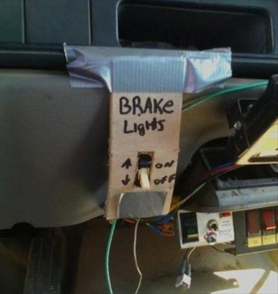 Classic Redneck Engineering Jobs
