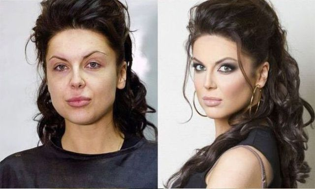 Makeup Makeovers: Before and After