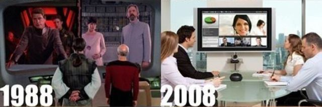 Future Predications That Star Trek Knew First