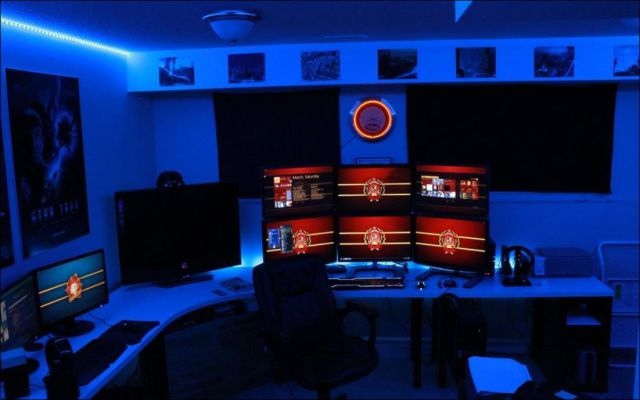Gaming Rooms That Are Beyond Awesome