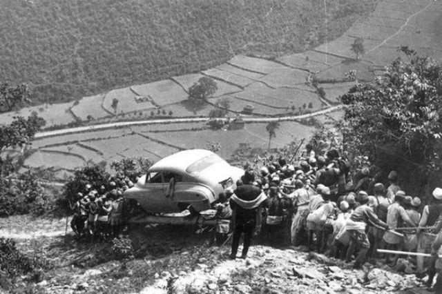 How the First Car Came to Nepal