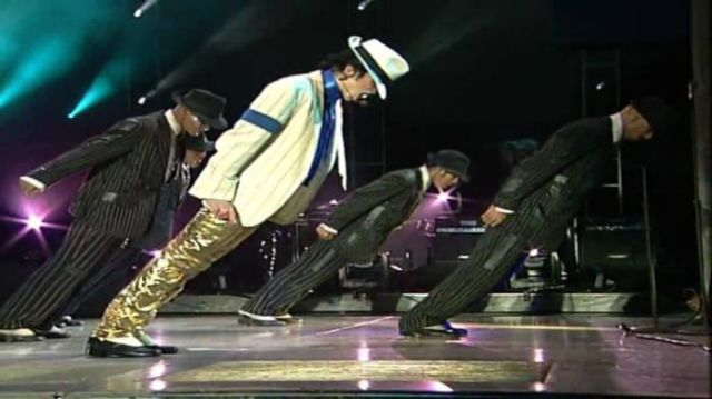 Michael Jackson Created These Cool Anti-Gravity Shoes