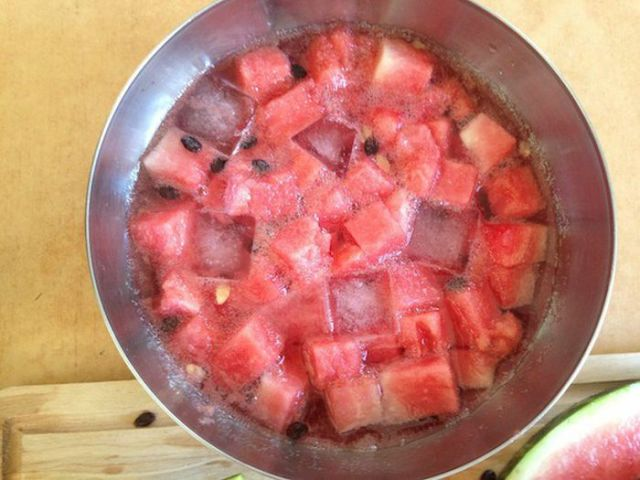 A Delicious Watermelon Sprite Drink for Summer