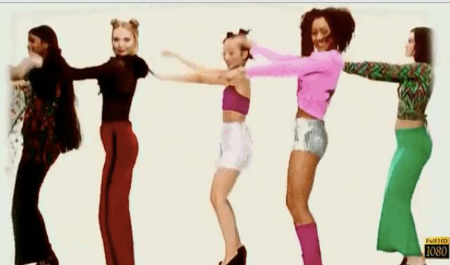 Take a Trip to the '90s through These Fun GIFs