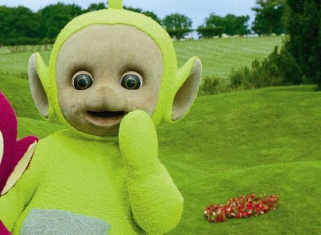 "The People Behind the Popular ""Teletubbies"" Figures"