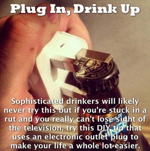 Alcohol Hacks That Will Make Drinking Even More Fun