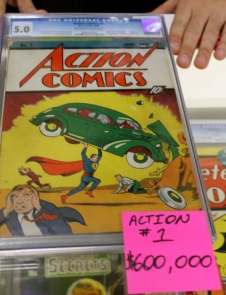 Comic Con Comic Books That Cost a Fortune