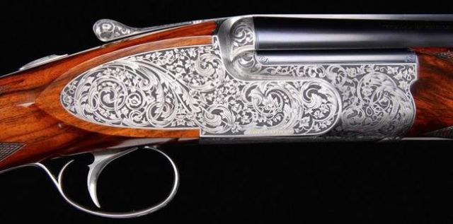 Engraved Weapons That Are Almost Works of Art