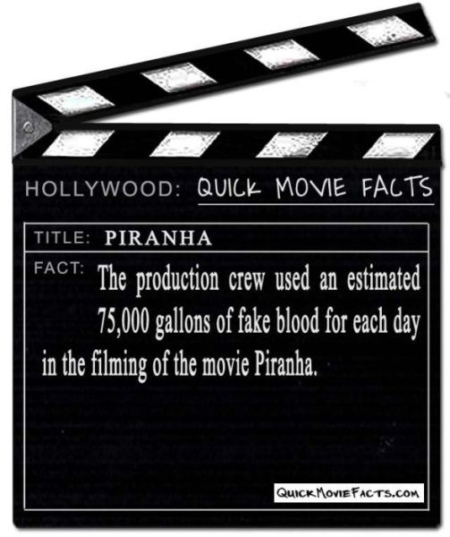 If You Love Horror Movies, These Fun Facts are for You