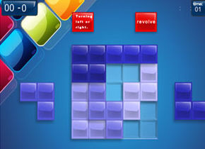 Tetris Jigsaw Puzzle
