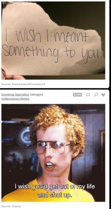 Random Perfectly Timed Tumblr Posts