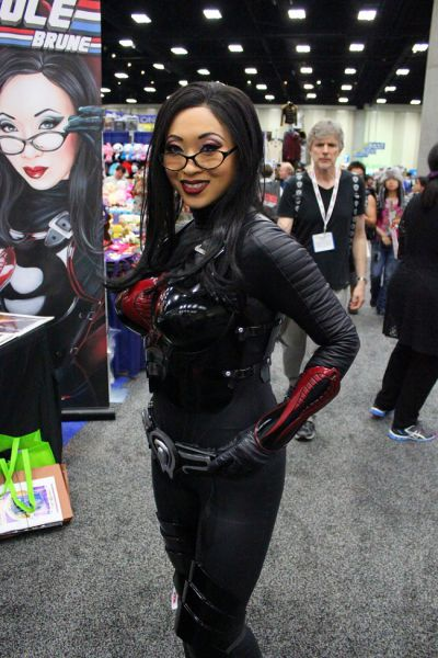 Nerds Show Off Their Creative Side In Cool Comic Con