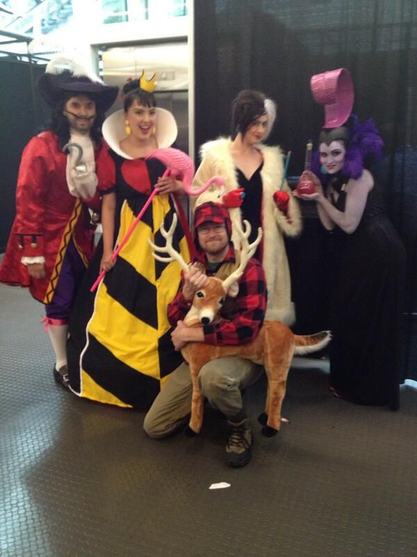 Nerds Show off Their Creative Side in Cool Comic Con Costumes for 2013
