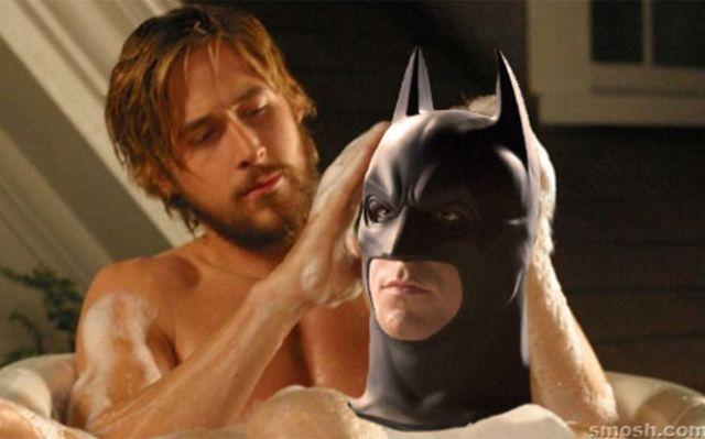 Batman Makes Movies Cooler