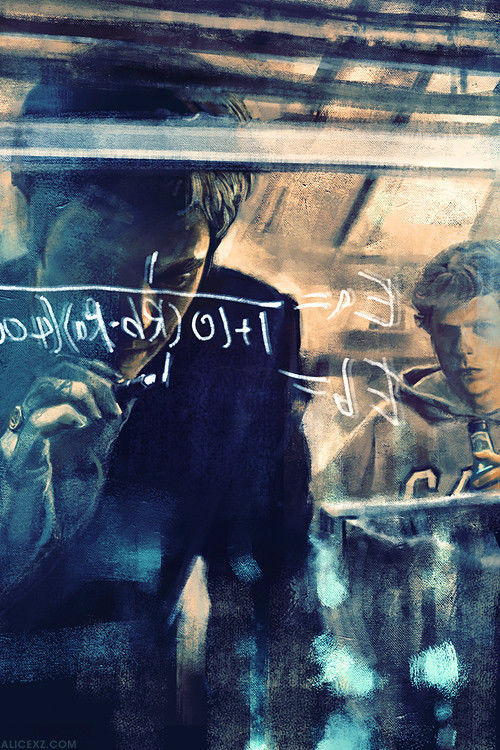 Movie Moments Recreated in Hand Drawings