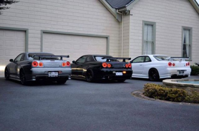 Now These Are Some Really Cool Cars