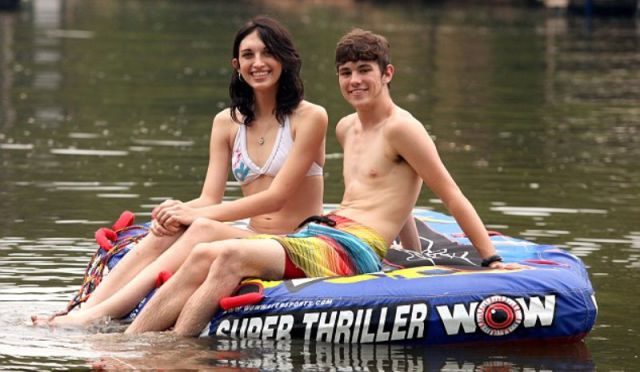 What Is Wrong with This Loving Teen Couple?