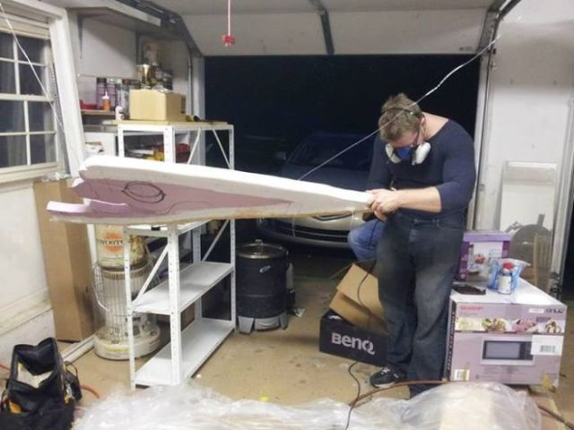 Radical Handcrafted Full-Size Sword from Soul Calibur