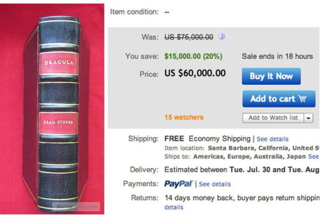 First Edition Books That Will Cost You a Fortune to Own