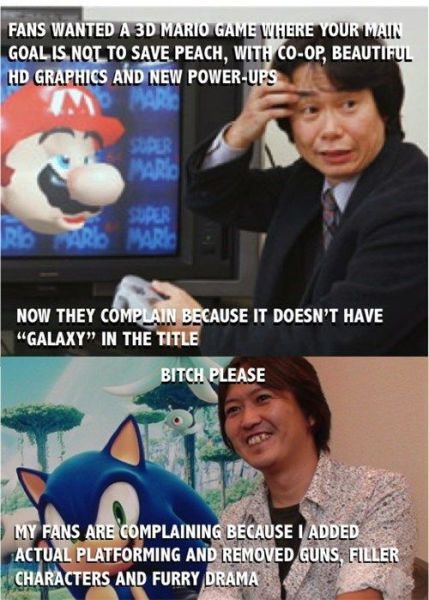 Pictures with Captions That Gamers Will Appreciate