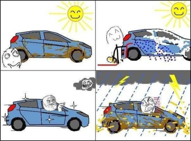 The Good, Bad and Funny Moments People Have with Their Cars