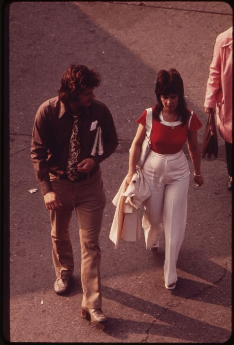 Vintage Photos of New York City in 1973