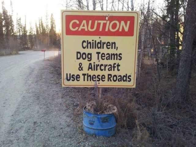 You Will Only Have This Problem in Alaska