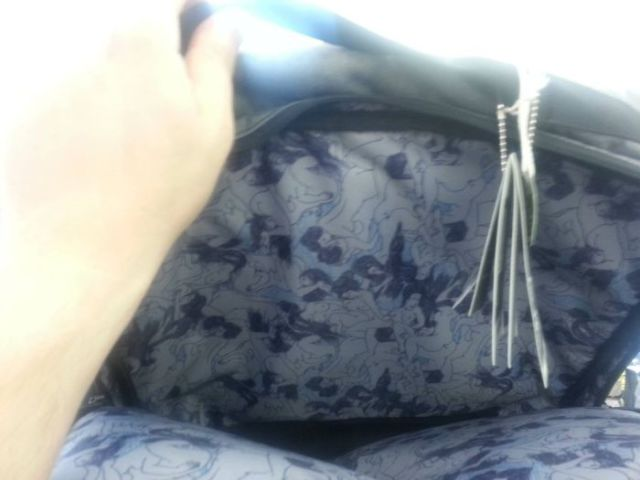 A Handbag That Should Come with an Age Restriction