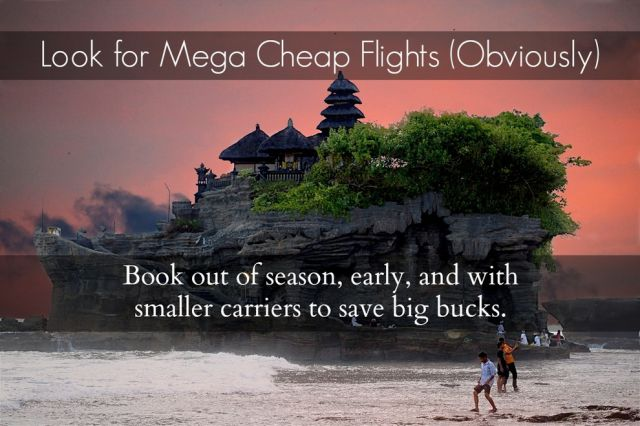 Tips on How to Travel the World on a Budget