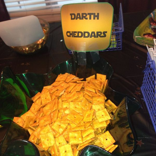 A Stylish Star Wars Themed Birthday Party That Is Out of This World