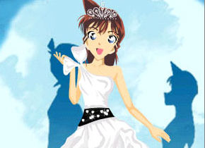 Dress Up Ran Mouri