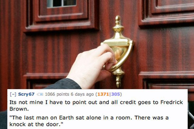 Spine-Chilling Two Sentence Horror Stories (12 pics) - Picture #11
