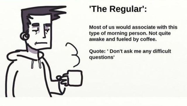 What Kind of Morning Person Are You?