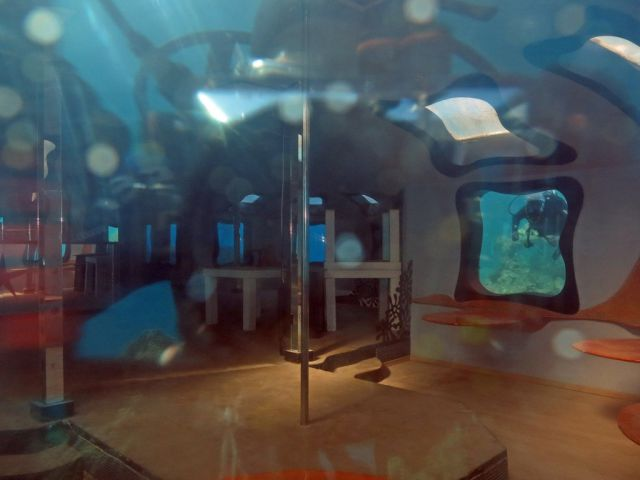 A One-of-a-kind Strip Club under the Sea