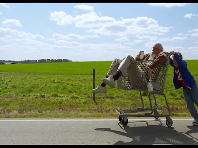 Jackass Presents: Bad Grandpa!