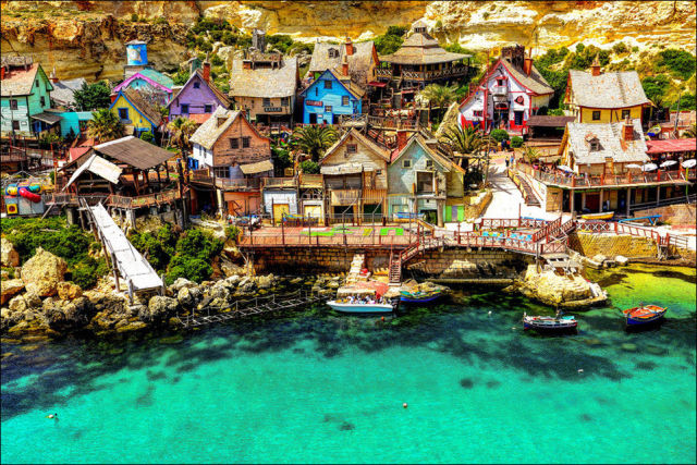 Worldwide Villages That Are Simply Stunning