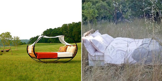 Dreamy Places You Will Want to Take a Nap in…