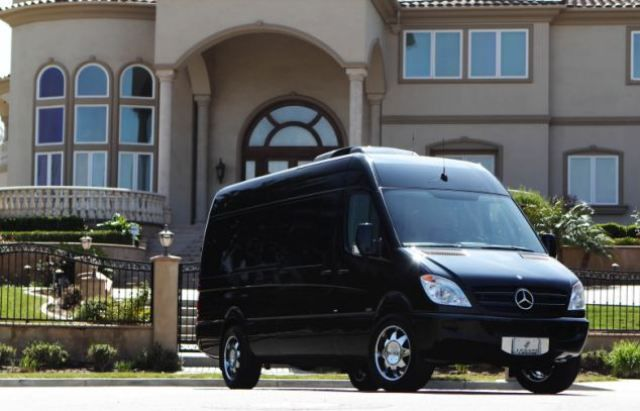This Is No Ordinary Mercedes-Benz Van