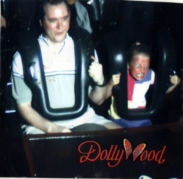Totally Embarrassing Family Vacation Photos