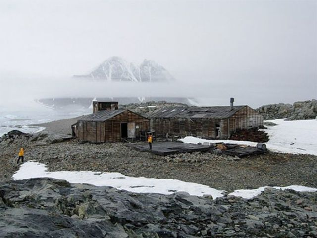 Antarctica's Forgotten Places