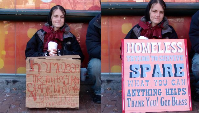 Artists Creatively Lend a Hand to the Homeless