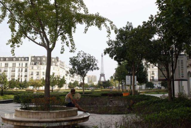 It Looks Like Paris But Is It Really?
