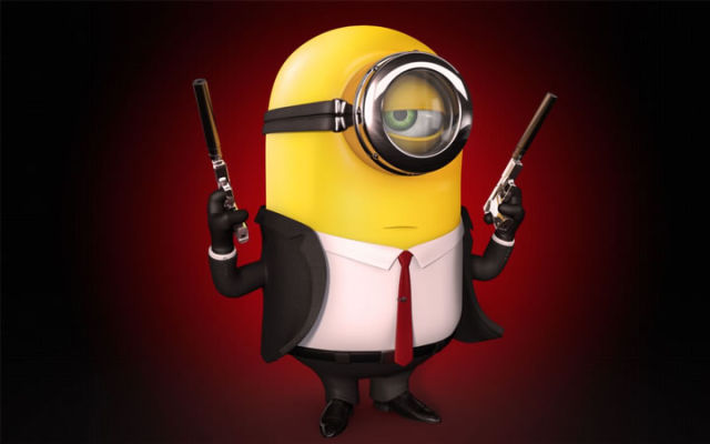 Minions Take Over the World