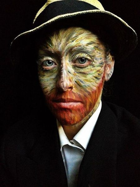 Remarkable Transformations through Clever Makeup Art